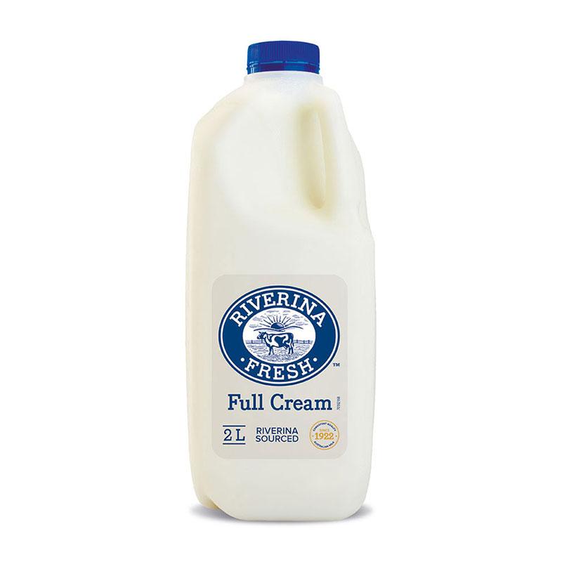 Riverina Fresh - Full Cream milk