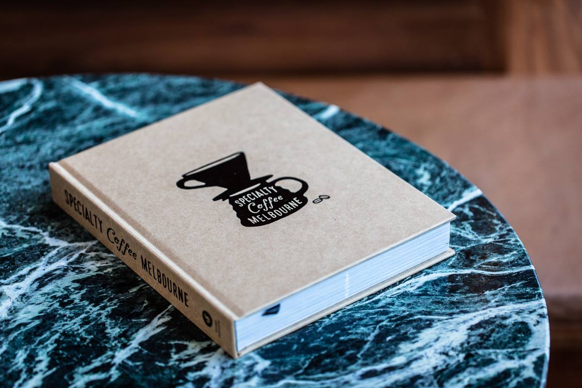 Specialty Coffee Melbourne coffee table book