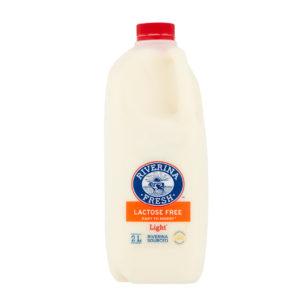 Riverina Fresh - Lactose Free Light milk