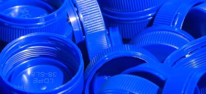 Blue Riverina Fresh bottle caps