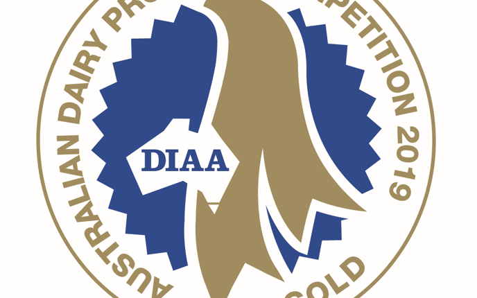 DIAA gold award for 2019