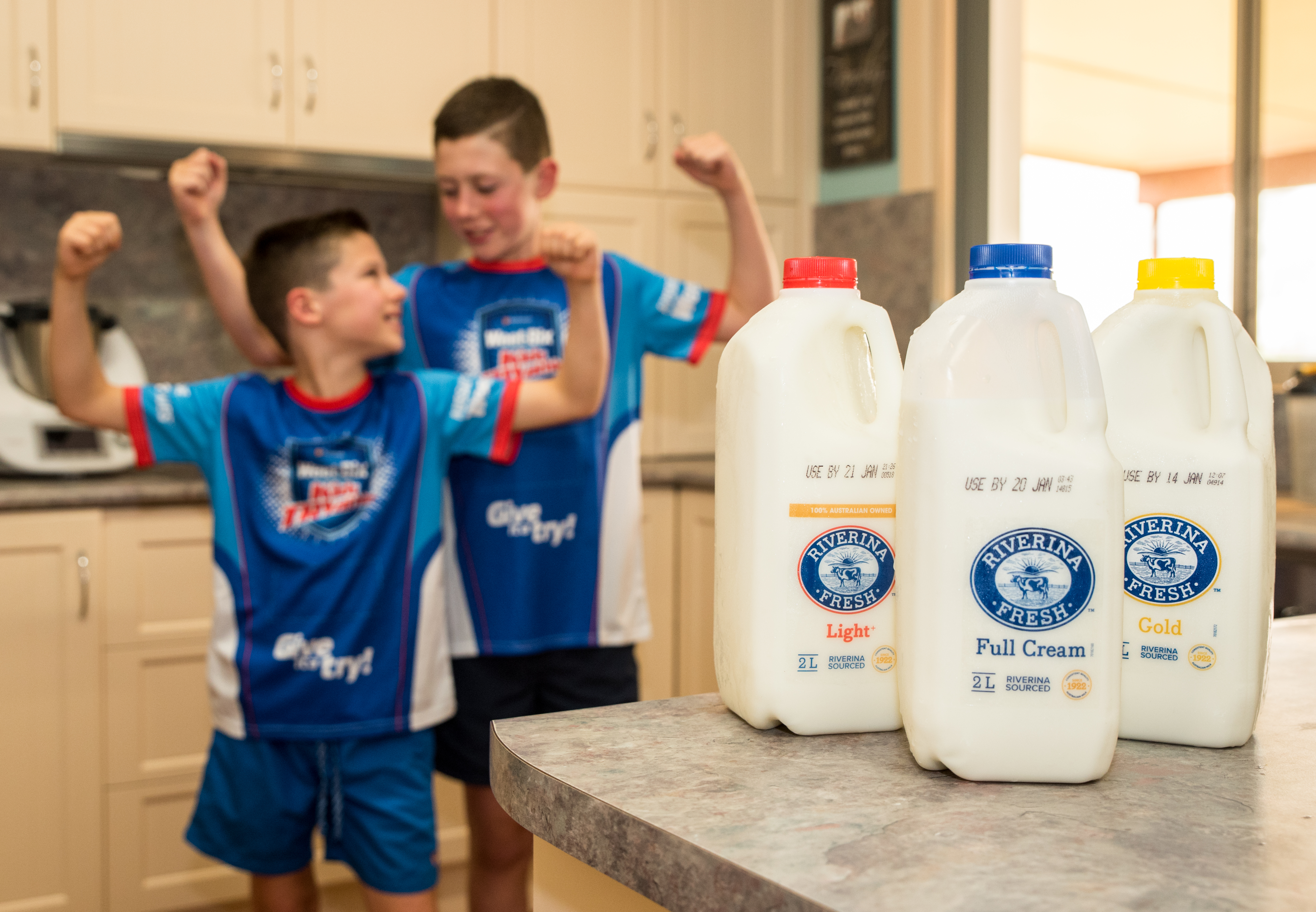 Getting Active with Riverina Fresh