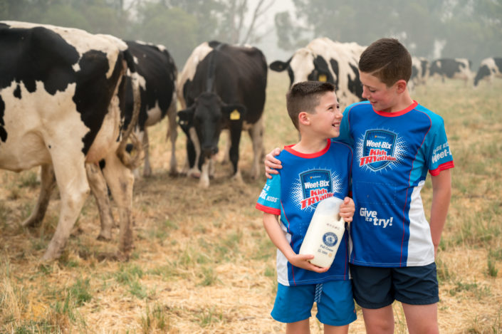Riverina Fresh at Weet-Bix TRYathlon 2020