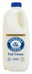 Riverina Fresh Full Cream Milk