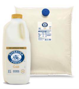 Riverina Fresh Gold Milk 10L