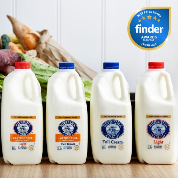 Riverina Fresh Milk